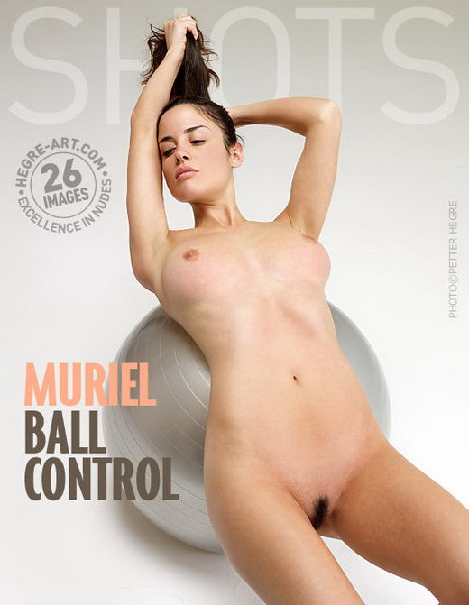 Muriel - `Ball Control` - by Petter Hegre for HEGRE-ART