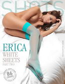 Erica in White Sheets Part 2 gallery from HEGRE-ART by Petter Hegre