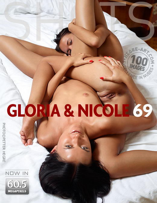 Gloria & Nicole - `69` - by Petter Hegre for HEGRE-ART