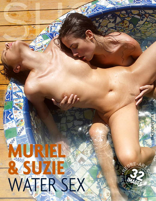 Muriel & Suzie - `Water Sex` - by Petter Hegre for HEGRE-ART