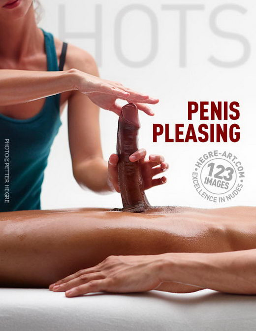 `Penis Pleasing` - by Petter Hegre for HEGRE-ART