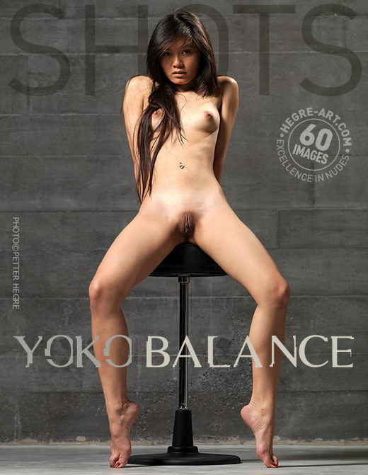 Yoko - `Balance` - by Petter Hegre for HEGRE-ART