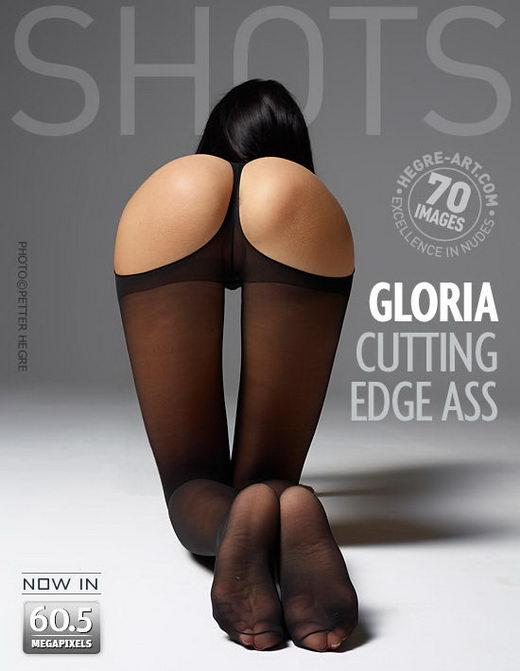Gloria - `Cutting Edge Ass` - by Petter Hegre for HEGRE-ART