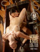 Muriel & Suzie - Log Tub - Part 2