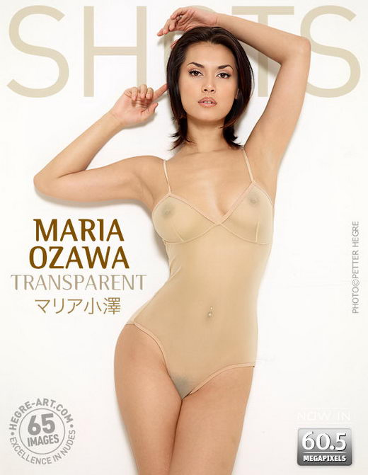 Maria Ozawa - `Transparent` - by Petter Hegre for HEGRE-ART