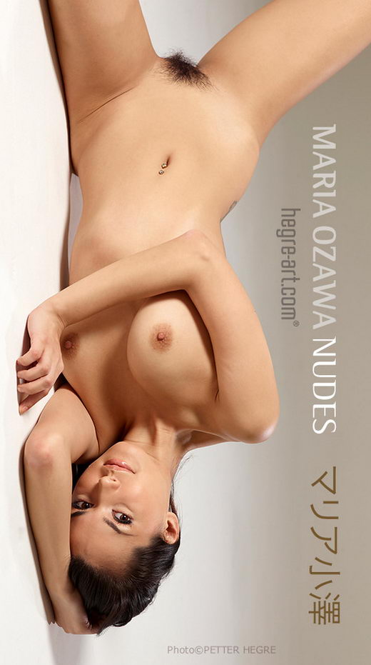 Maria Ozawa - `Ozawa Nudes` - by Petter Hegre for HEGRE-ART