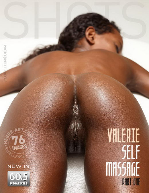 Valerie - `Self Massage - Part One` - by Petter Hegre for HEGRE-ART