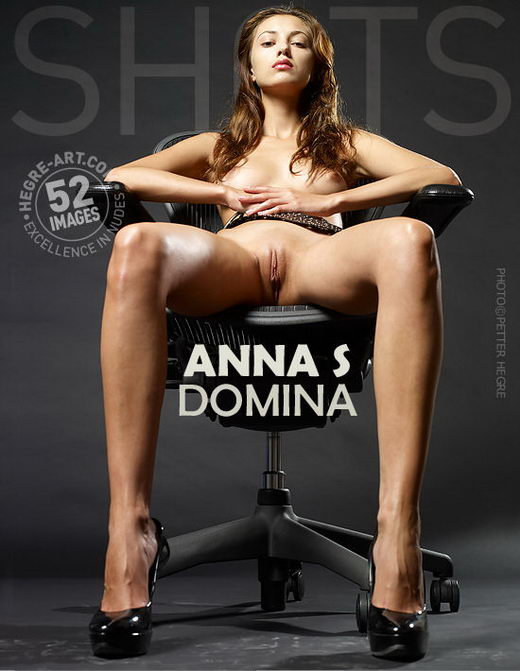 Anna S - `Domina` - by Petter Hegre for HEGRE-ART