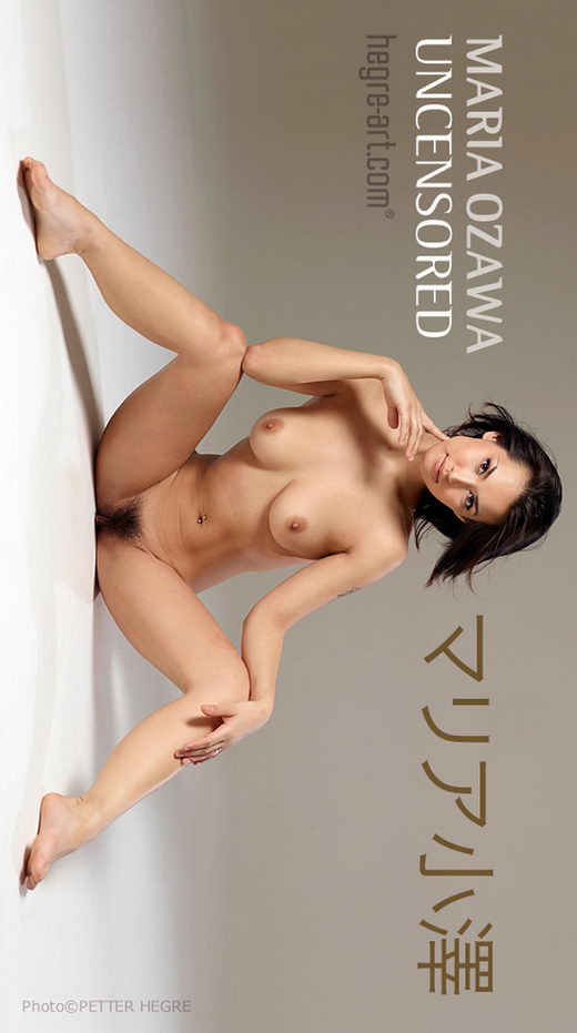 Maria Ozawa - `Uncensored` - by Petter Hegre for HEGRE-ART