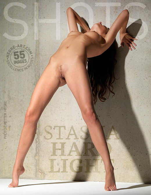 Stasha - `Hard Light` - by Petter Hegre for HEGRE-ART