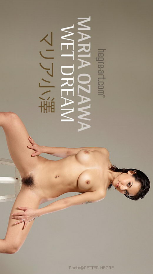 Maria Ozawa - `A Wet Dream` - by Petter Hegre for HEGRE-ART