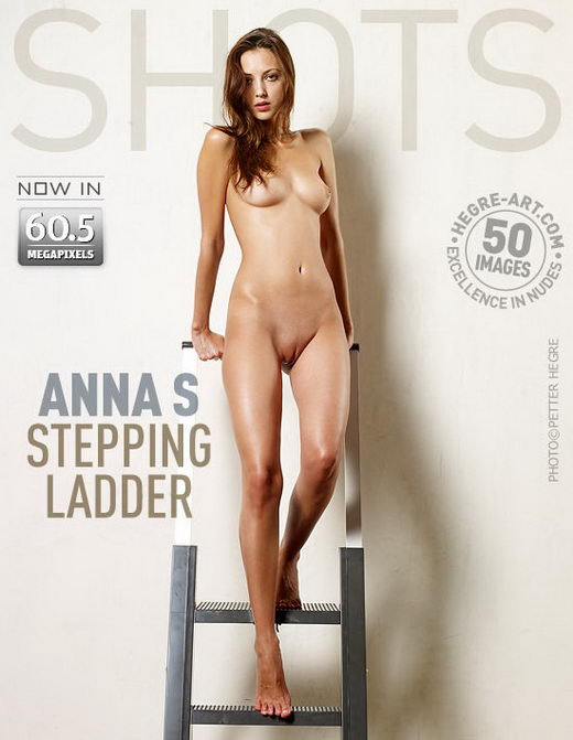 Anna S - `Stepping Ladder` - by Petter Hegre for HEGRE-ART