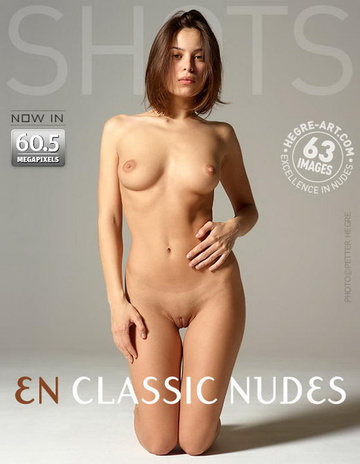 En - `Classic Nudes` - by Petter Hegre for HEGRE-ART