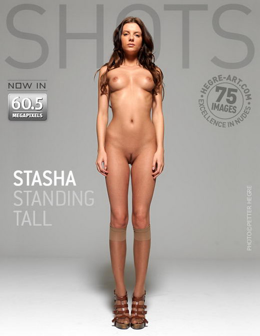 Stasha - `Standing Tall` - by Petter Hegre for HEGRE-ART