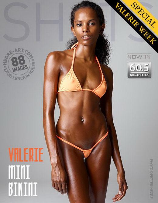 Valerie - `Mini Bikini` - by Petter Hegre for HEGRE-ART
