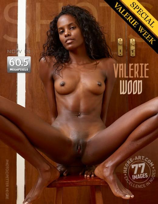 Valerie - `Wood` - by Petter Hegre for HEGRE-ART