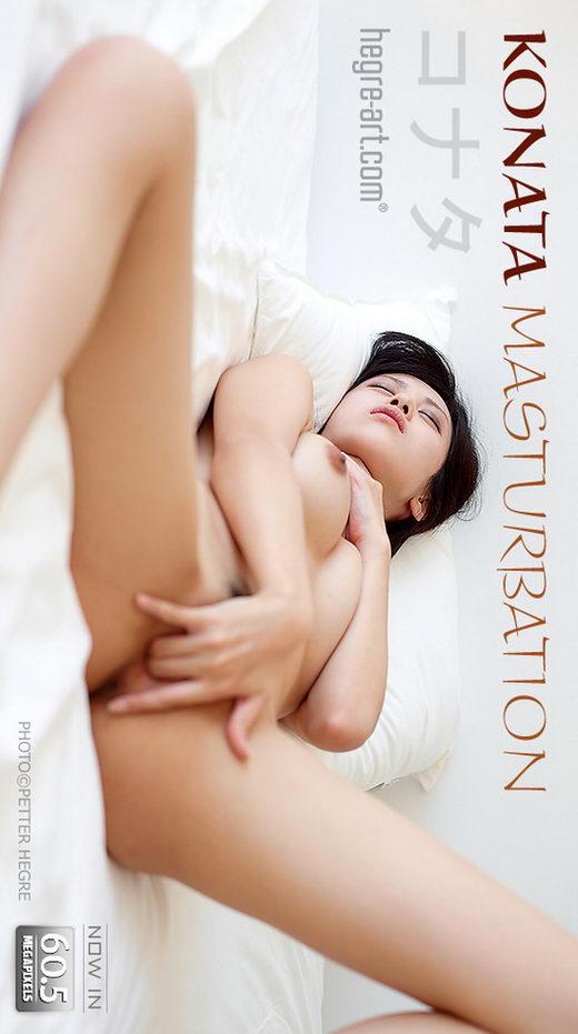 Konata - `Masturbation` - by Petter Hegre for HEGRE-ART