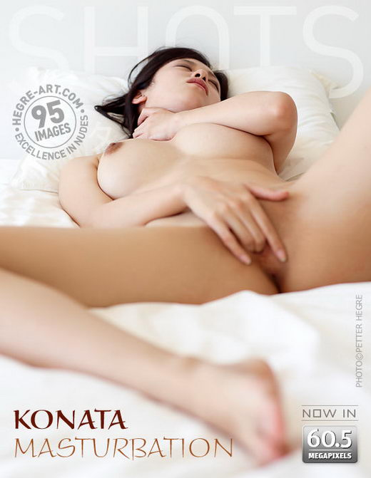 Konata - `Masturbation` - by Petter Hegre for HEGRE-ART