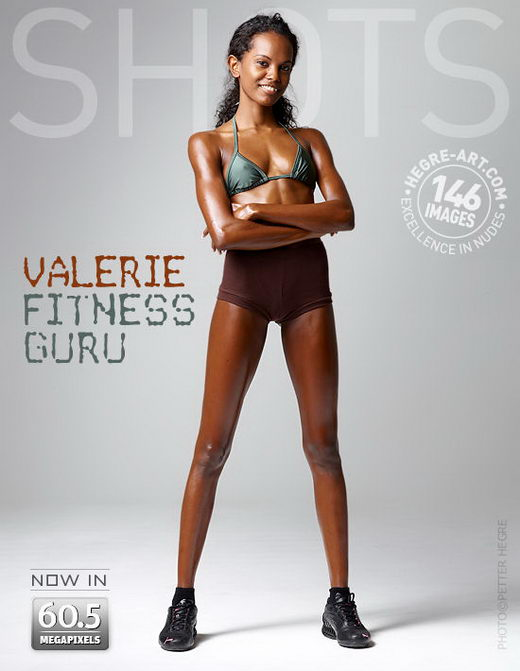 Valerie - `Fitness Guru` - by Petter Hegre for HEGRE-ART