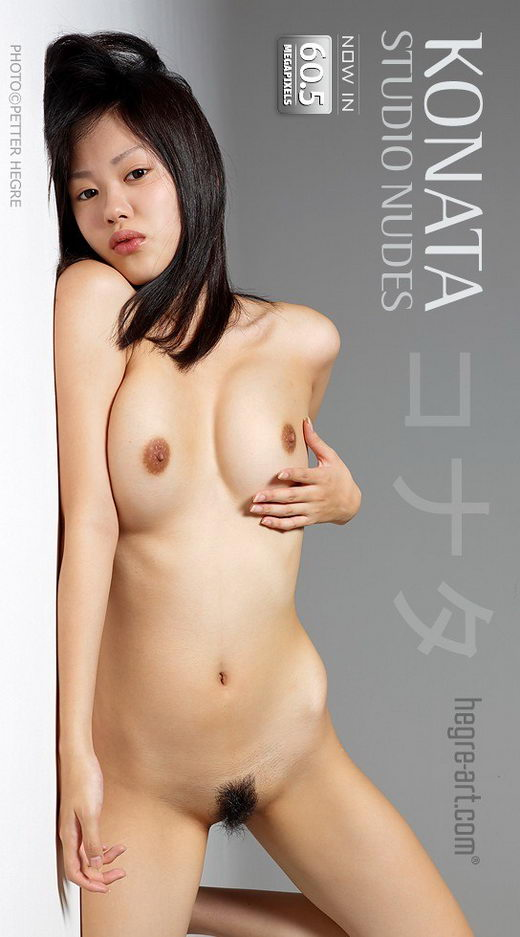 Konata - `Studio Nudes` - by Petter Hegre for HEGRE-ART