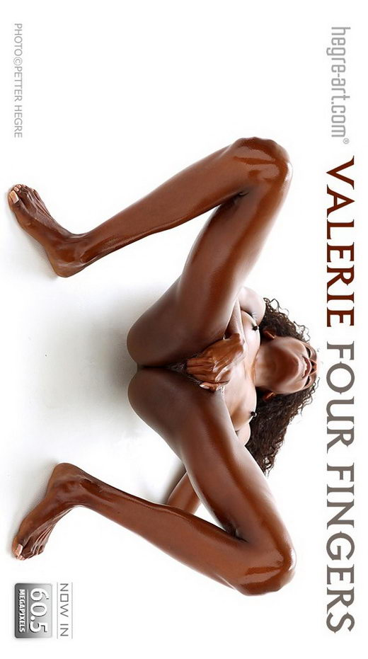 Valerie - `Four Fingers` - by Petter Hegre for HEGRE-ART