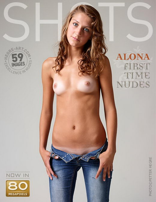 Alona - `First Time Nudes` - by Petter Hegre for HEGRE-ART