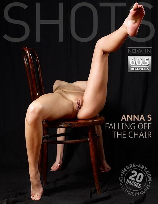 Anna S - `Falling Off The Chair` - by Petter Hegre for HEGRE-ART