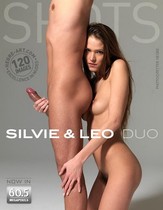 Silvie - `Duo` - by Petter Hegre for HEGRE-ART