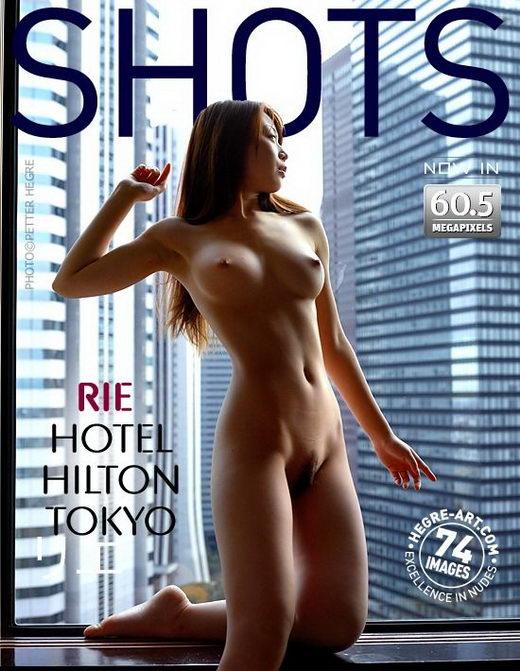 Rie - `Hotel Hilton Tokyo` - by Petter Hegre for HEGRE-ART