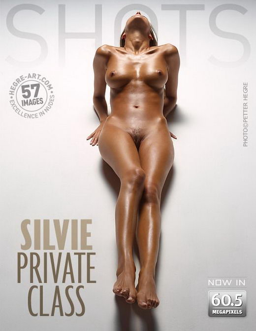 Silvie - `Private Class` - by Petter Hegre for HEGRE-ART