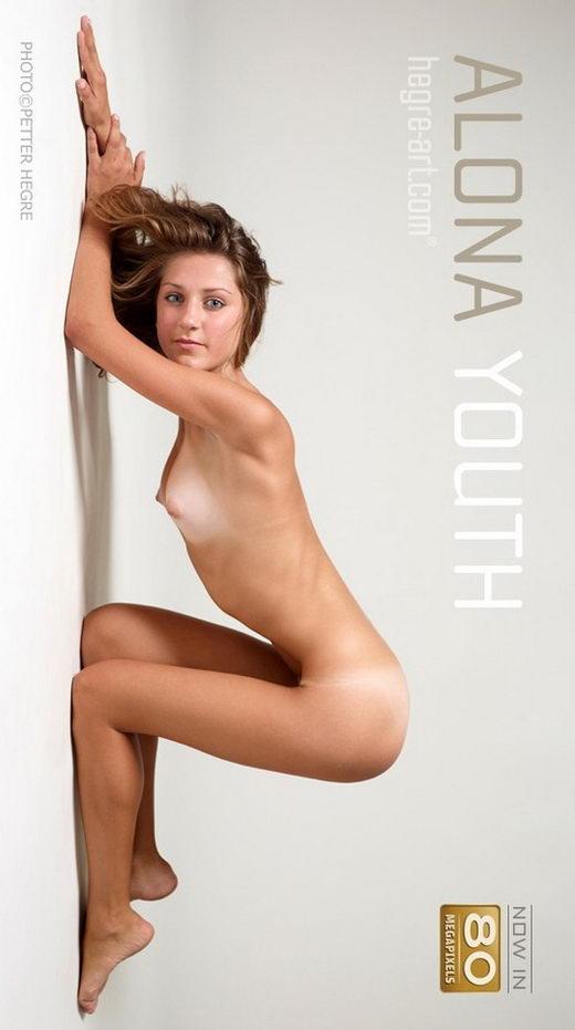 Alona - `Youth` - by Petter Hegre for HEGRE-ART