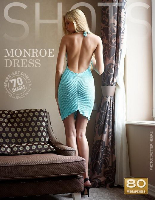 Monroe - `Dress` - by Petter Hegre for HEGRE-ART