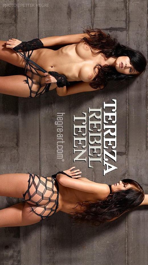 Tereza - `Rebel Teen` - by Petter Hegre for HEGRE-ART