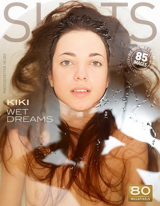 Kiki - `Wet Dreams` - by Petter Hegre for HEGRE-ART