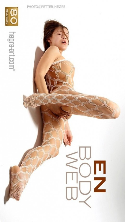 En - `Body Web` - by Petter Hegre for HEGRE-ART