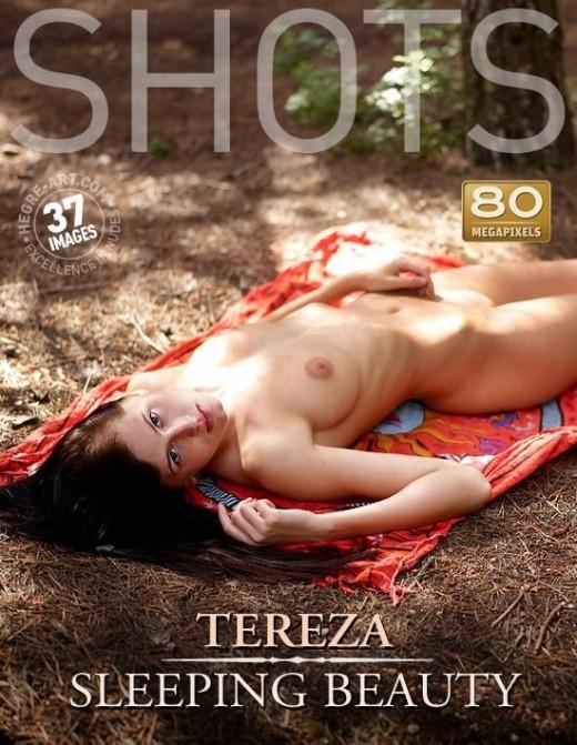 Tereza - `Sleeping Beauty` - by Petter Hegre for HEGRE-ART