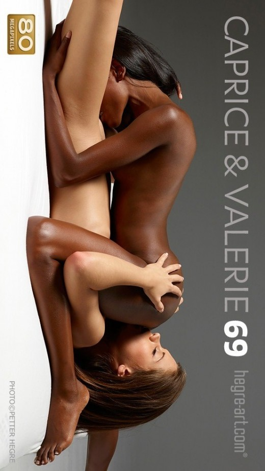 Caprice & Valerie - `69` - by Petter Hegre for HEGRE-ART