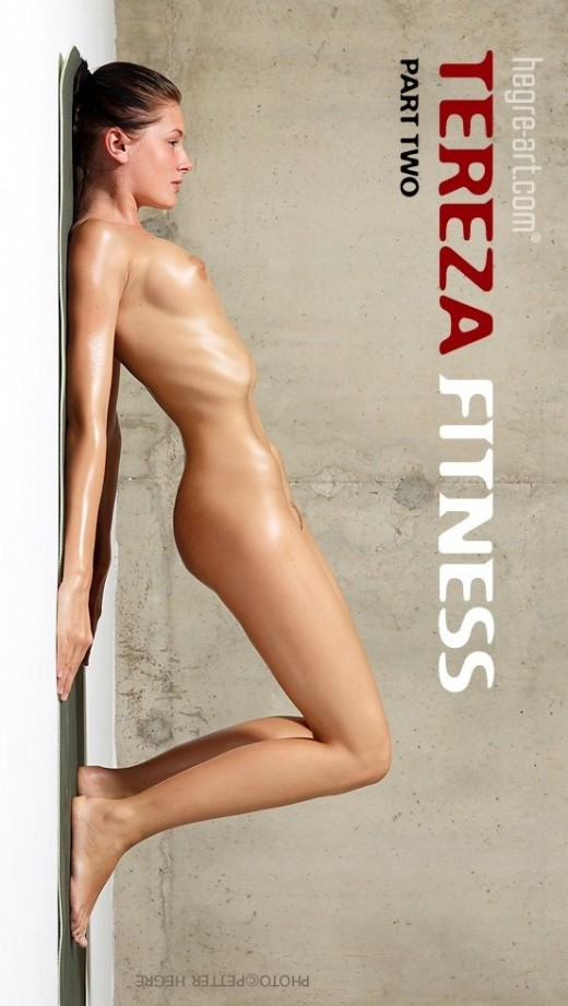 Tereza - `Fitness - Part 2` - by Petter Hegre for HEGRE-ART
