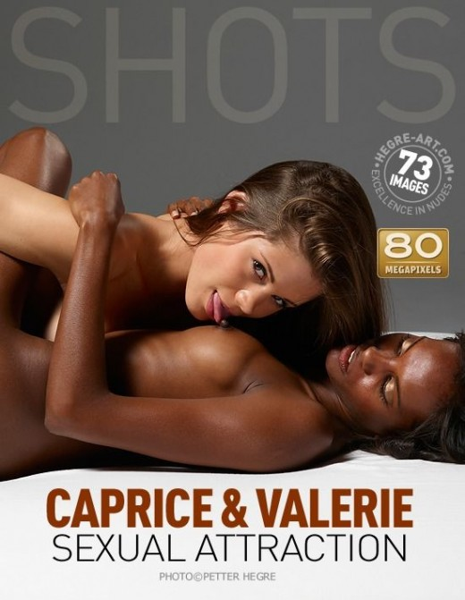 Caprice & Valerie - `Sexual Attraction` - by Petter Hegre for HEGRE-ART