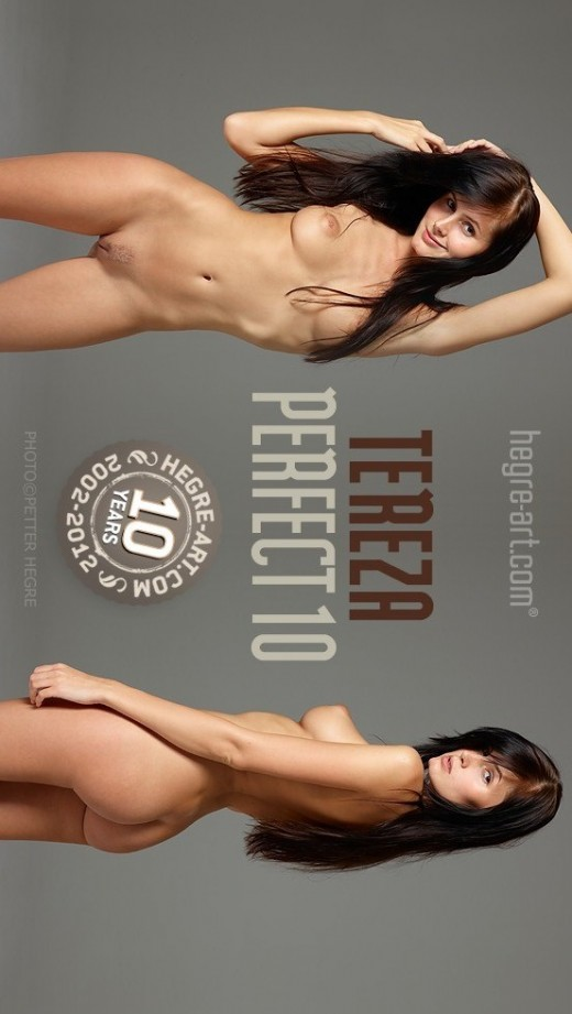 Tereza - `Perfect 10` - by Petter Hegre for HEGRE-ART