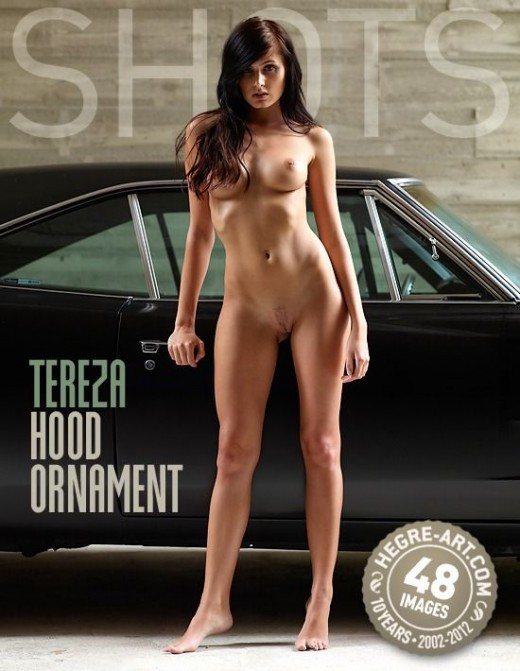 Tereza - `Hood Ornament` - by Petter Hegre for HEGRE-ART