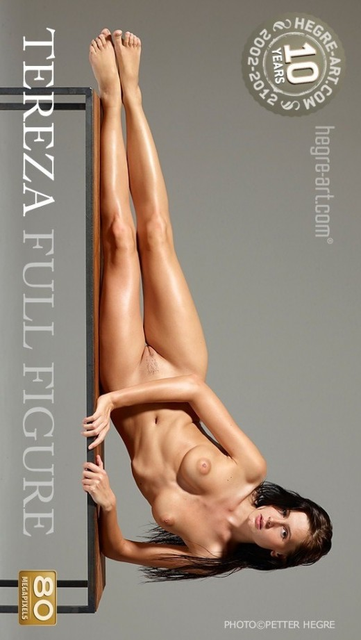 Tereza - `Full Figure` - by Petter Hegre for HEGRE-ART