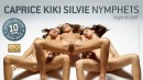 Caprice & Kiki & Silvie in Nymphets gallery from HEGRE-ART by Petter Hegre
