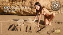 Kiki in Sand Castle gallery from HEGRE-ART by Petter Hegre