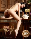 Engelie in Naked Chef gallery from HEGRE-ART by Petter Hegre