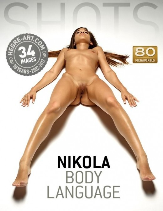 Nikola - `Body Language` - by Petter Hegre for HEGRE-ART