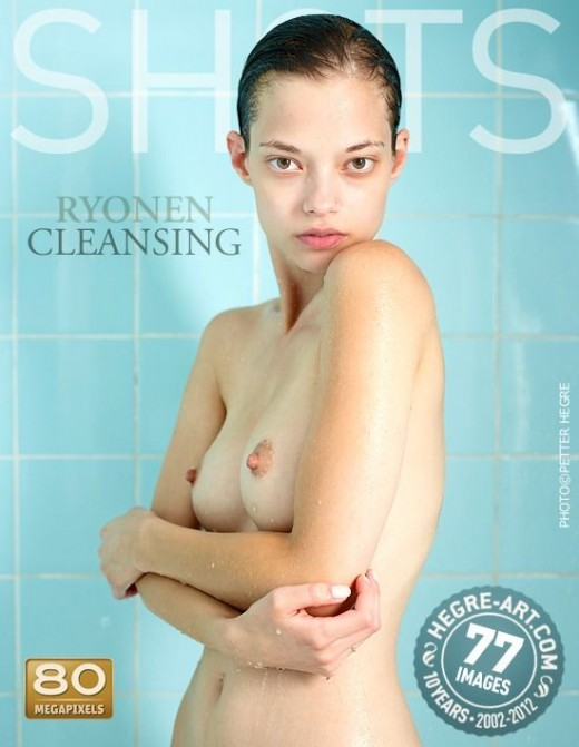 Ryonen - `Cleansing` - by Petter Hegre for HEGRE-ART