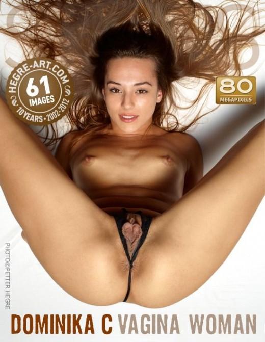Dominika C - `Vagina Woman` - by Petter Hegre for HEGRE-ART