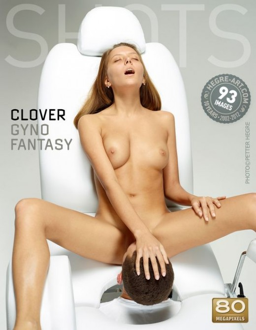 Clover - `Gyno Fantasy` - by Petter Hegre for HEGRE-ART