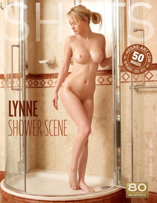 Lynne - `Shower Scene` - by Petter Hegre for HEGRE-ART